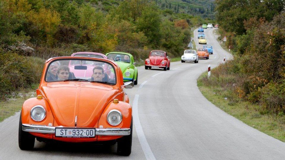 beetle tour hvar