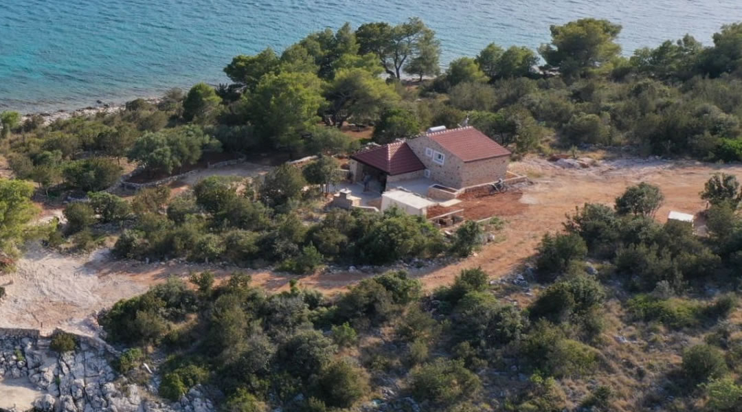 September is the best time to book a villa on island Hvar
